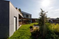 Aj presklený dom môže byť pasívny azískať dotáciu