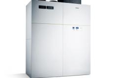 Tepelné čerpadlá recoCOMPACT exclusive patria k najtichším vnútorným tepelným čerpadlám na trhu.Ich hlučnosť je porovnateľná s modernou chladničkou