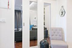 Elegantný spôsob, ako ušetriť miesto; posuvné dvere Interier (VEKRA)