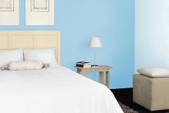 Spálňa na tri spôsoby: táto pôsobí najväčšie a najsvetlejšie