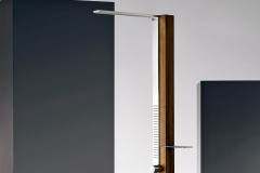 Treemme ponúka podomietkové bočné a hlavové sprchy z nehrdzavejúcej ocele v sérii 5MM