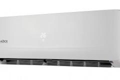 Invertorová klimatizačná jednotka funguje podobne ako tepelné čerpadlo systému vzduch/vzduch, dokáže sa prispôsobiť vonkajším zmenám teplôt a domácnosť ochladiť i ohriať (DZ Dražice)