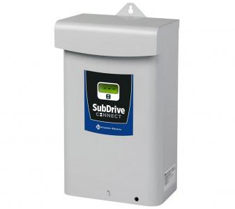 Regulátor SubDrive od Franklin Electric na udržanie konštantného tlaku vody