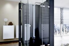 Špičkové bezrámové sprchové zásteny GOLF patria do najvyššieho radu sprchovacích kútov firmy Hüppe. ide o produkt, ktorý sa zameriava zadarmo na mieru. Dizajn výrobkov nerušia žiadne lišty a rámy. Dostupné sú  výhradne v sieti kúpeľňových štúdií Ptáček (www.kupelne-ptacek.sk)