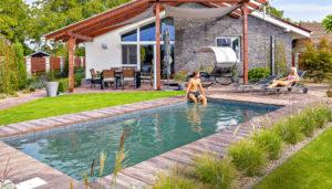 Včasné plánovanie bazéna