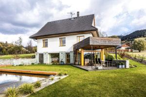 Osobitý rodinný dom v horskom prostredí