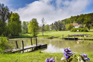 Návšteva veľkorysej záhrady bez hraníc
