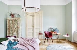 Kúzlenie s farbami v interiéri
