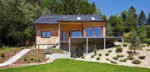 Miesto drevostavieb v modernom staviteľstve