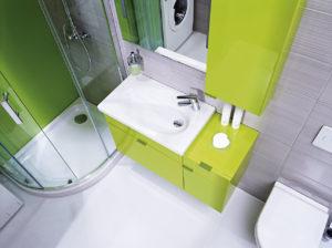 Malá kúpeľňa ako oáza hygieny a relaxácie