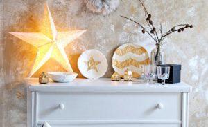 NÁVOD: Vianočná miska z papieroviny