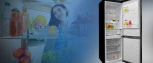 Podľa čoho vybrať chladničku aako v nej správne uskladniť potraviny?