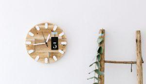 NÁVOD: Nové hodiny zo starých