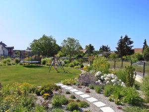 Záhrada pre malú slečnu