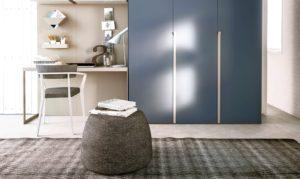 Dôvtipné nábytkové riešenie:  Zložiť, rozložiť a použiť inak