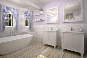 Kúpeľňa vo všetkých pádoch