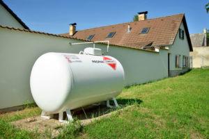 Je vykurovanie kvapalným plynom dobrá voľba?