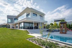 Dom, ktorý levituje