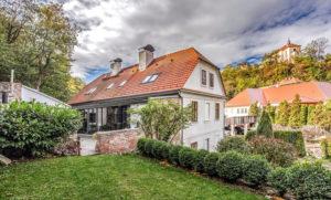 Starý dom s novou energiou