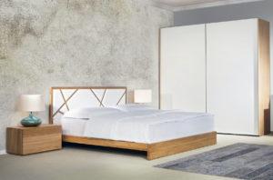 Spálňa nie je len posteľ a skriňa