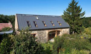 Atribúty funkčnej strechy